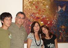 Exposiciòn Origenes Compatidos con mi familia.