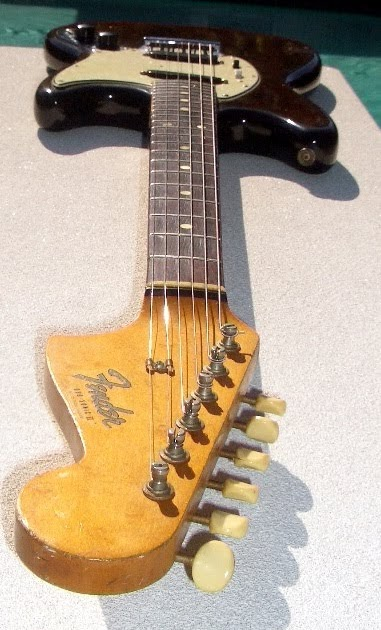 1960 Fender Duo-Sonic Electric Guitar Folkway Music