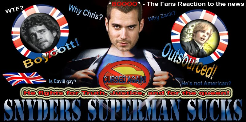 Snyder's Superman Sucks