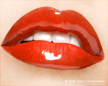 Soft lips. Nearly no one has soft lips in the winter without a little ...