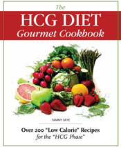 Hcg Dieters Gourmet Cookbook