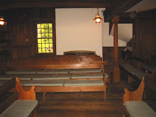 Inside Our Meeting house