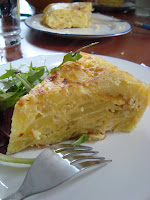 How to make a Spanish Tortilla by Appetit Voyage