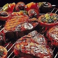 Carnes al grill en comer sano