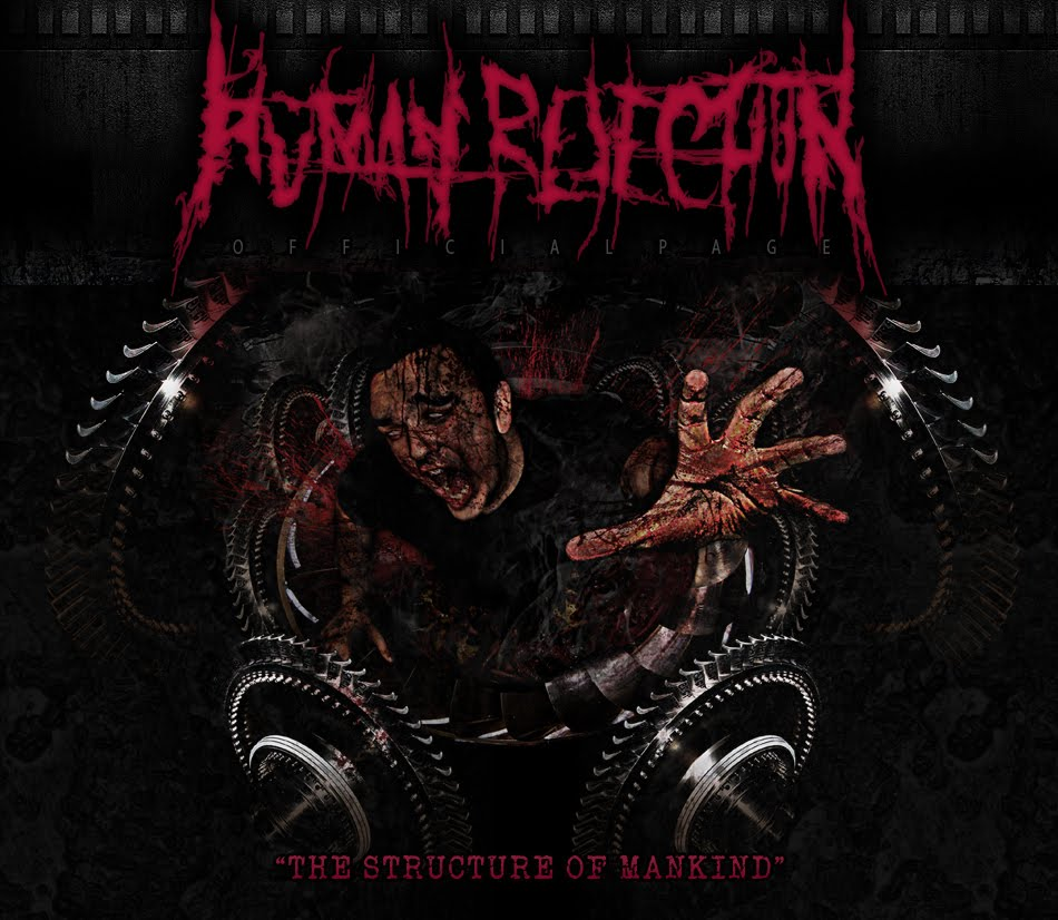HUMAN REJECTION - KILLER CREW FROM GREECE