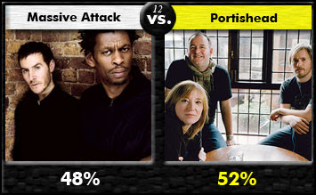 Massive Attack vs. Portishead