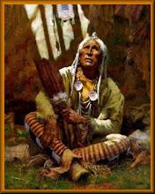 Convocando a los espíritus de sus antepasados