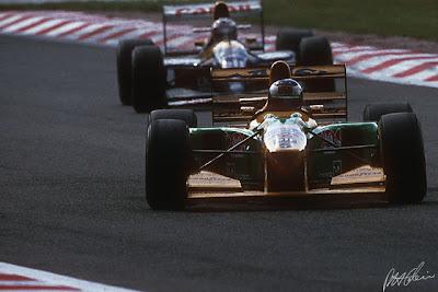Temporada de Formula 1 de 1993, by continental-circus.blogspot.com