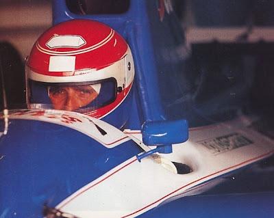 """[Histoire] Les """"come back"""" en F1 Teste+Prost+92+2"""
