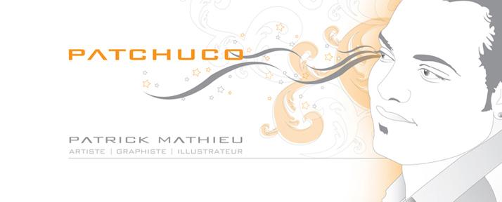 Patrick Mathieu graphiste-illustrateur