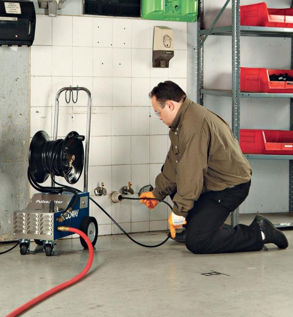 Flooded Basement In Commercial Property: Drain Kleen Sewerage: Exterior Drain Cleaning Means Good Basement Waterproofing Prevention