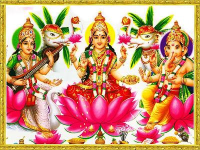 Laxmi Ganesh Wallpapers