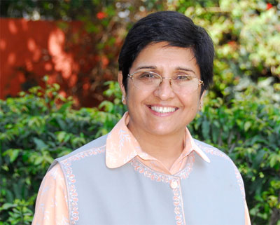 essay about kiranbedi Kiran bedi (born 9 june 1949) is a retired indian police service officer, social activist, former tennis player and politician who is the current lieutenant governor of puducherry she is the first woman to join the indian police service (ips.