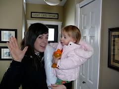 Auntie Sarah & Annie