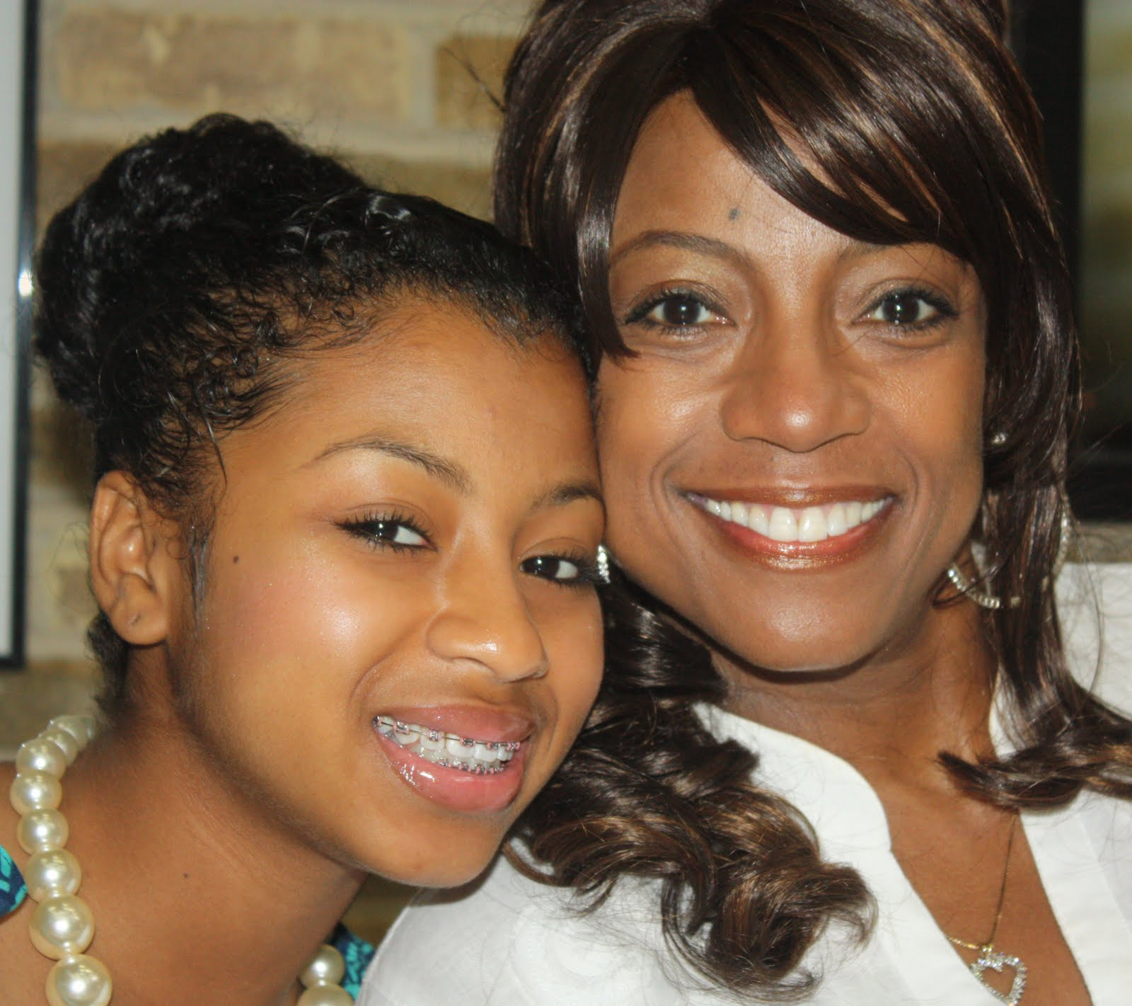 Bernnadette Stanis Daughters