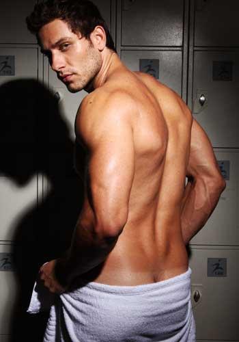 Daniel Arenas Desnudo