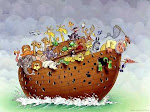 Que arca linda