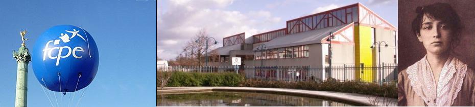 La FCPE du Lycée Camille Claudel de Vauréal