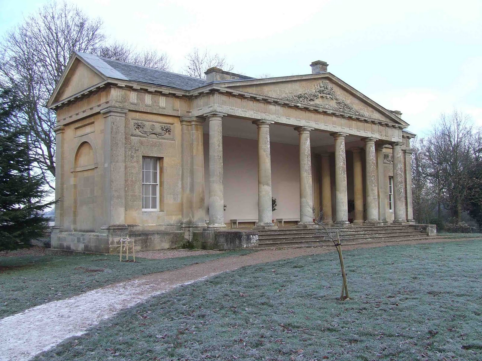 English Buildings Croome Worcestershire