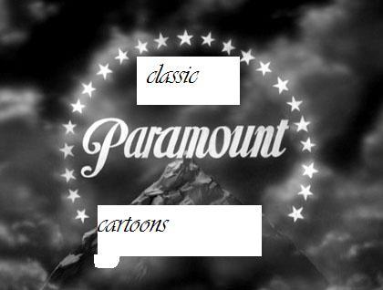Classic Paramount Cartoons