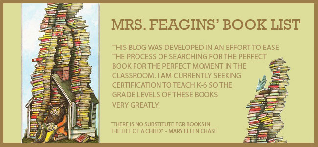 Mrs. Feagins' Book List