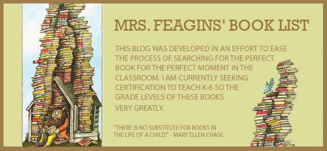 Mrs. Feagins' Book List