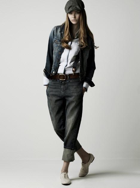 Zara Look book for Spring 2010: Oh So Girlie!