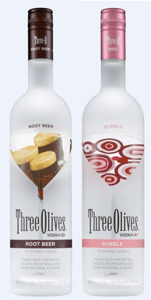 Nothing says summer like ice cream and vodka three olives for Delicious drink recipes with vodka