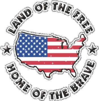 America is a mess america the land of the free the for How to get free land in usa