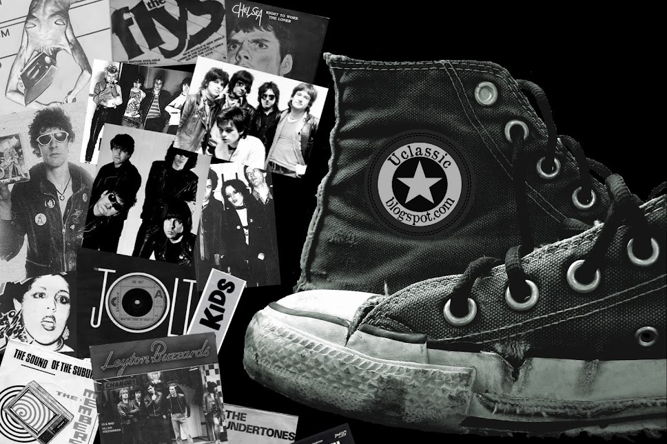 Uclassic - punk 77, power-pop, new wave, modpunk...clanky, recenzie, foto, playlisty, download....