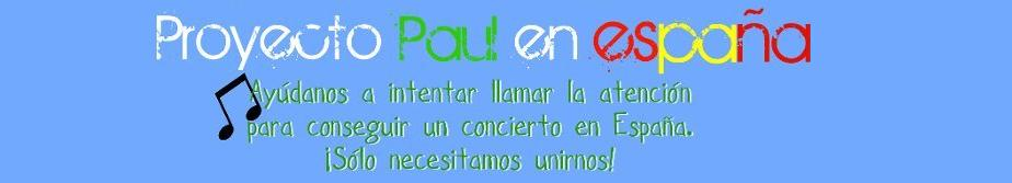 Proyecto Paul en España