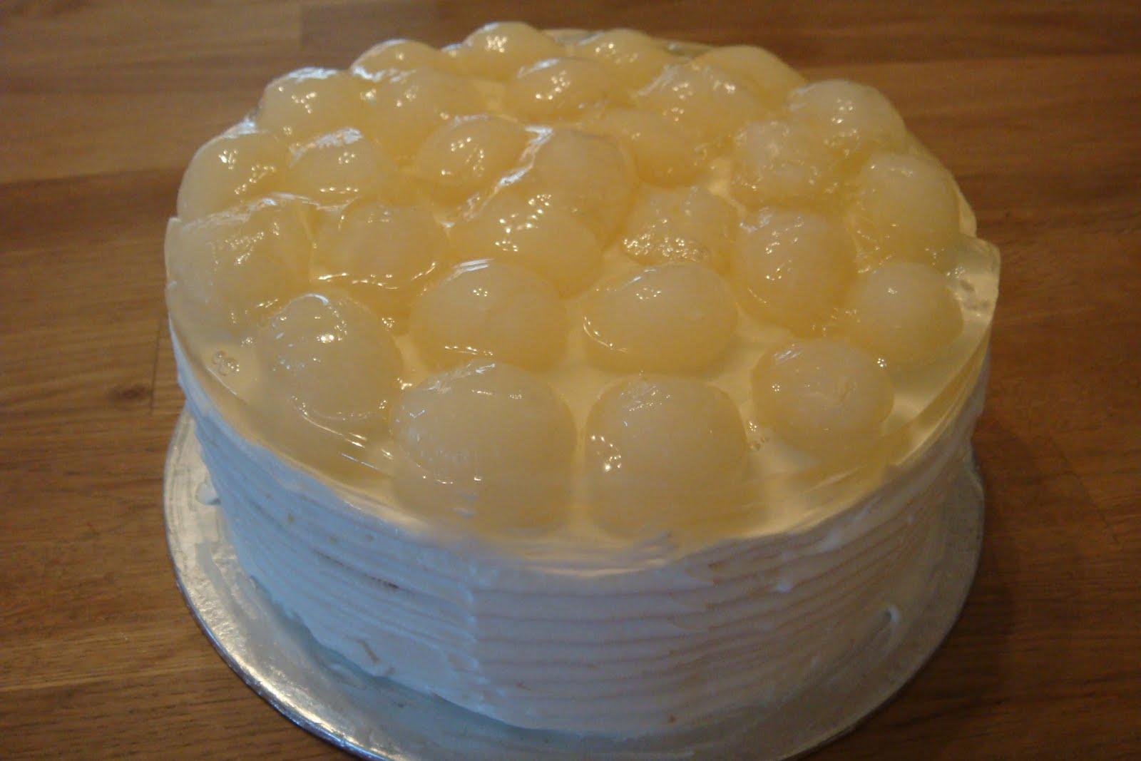 fruit cake recipe longan fruit