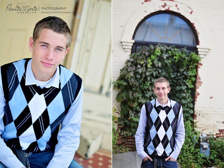 Minneapolis Area Senior Photographer