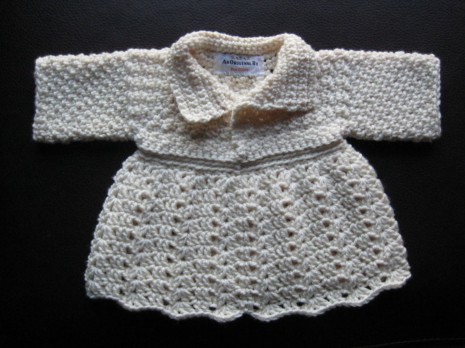 Crochet Baby Winter Dress Pattern : Crochet Pattern For Baby Winter Free Patterns For Crochet
