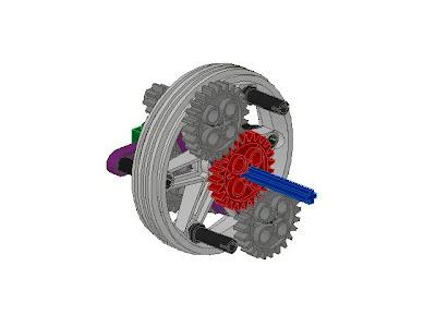TechnicBRICKs: TBs TechTips 21 - Planetary gear sets