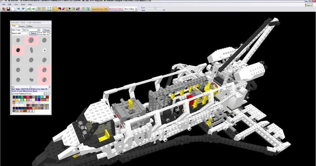 Technicbricks Sr 3d Builder