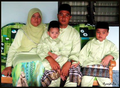 it's my family.....