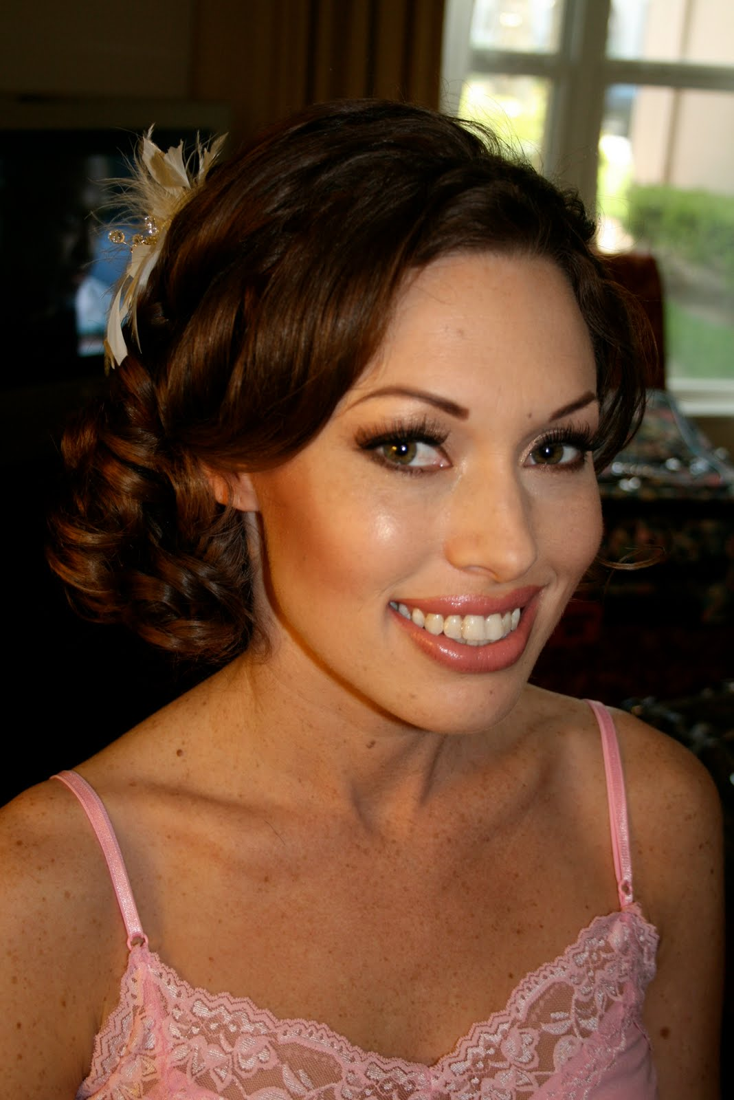 Corona Wedding Before Amp After Hair Makeup By Lia Beauty