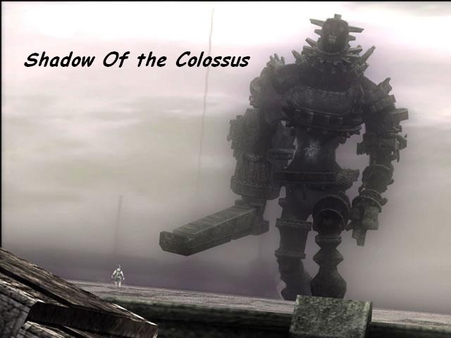 Shadow of the Colossus Info