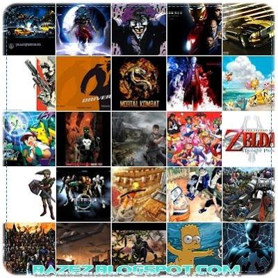 wallpapers de juegos. + de 150 wallpapers de juegos
