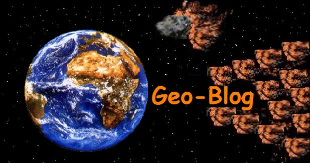 Logotipo Geo-Blog