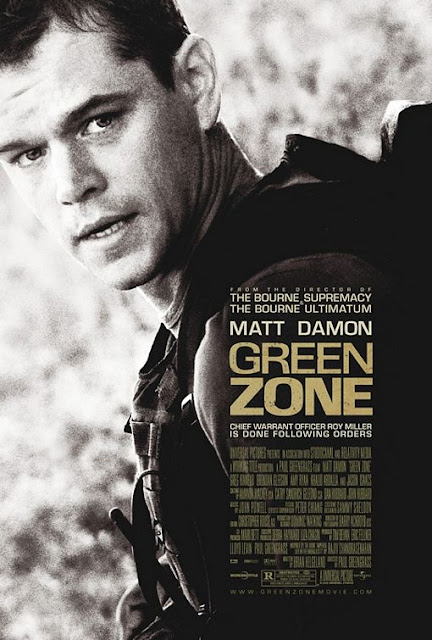 Zona Verde – Green Zone