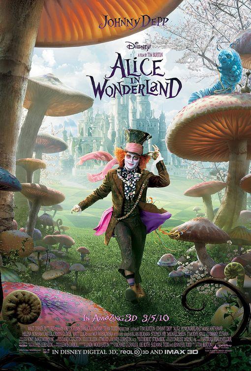 Baixar Filme Alice no País das Maravilhas   Dublado (DVDRip) Download