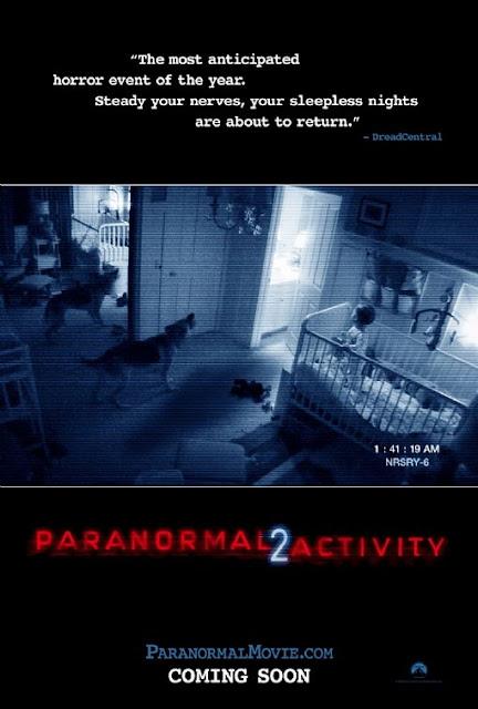 Atividade Paranormal 2 Legendado 2010