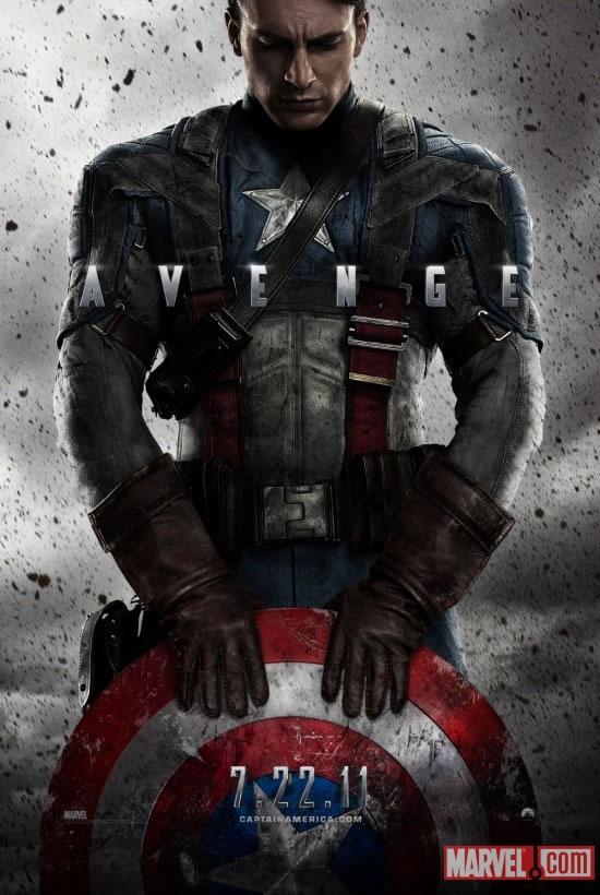 Capitão América – O Primeiro Vingador Dublado