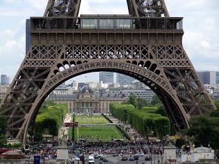 Bröllopsresa Paris