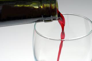 Vin i bröllopspresent