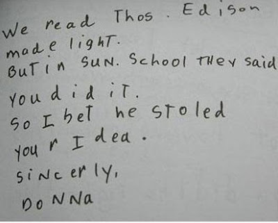 more childrens letters to god