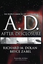 Upcoming book 'After Disclosure' is guide to UFOs, life after ET contact