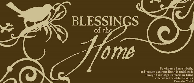 Blessings of the home